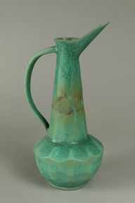 Jade Hex Pitcher